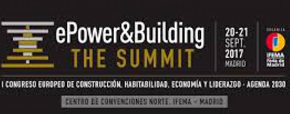 I Congreso Europeo de Construcción, Habitabilidad, Economía y Liderazgo. 22 y 23 de Noviembre en Madrid