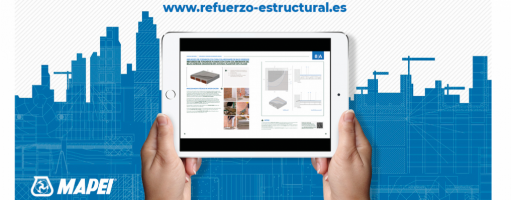 Manual de refuerzo estructural MAPEI