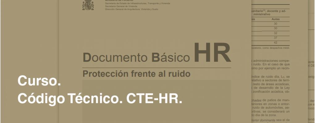 Código Técnico. CTE-HR