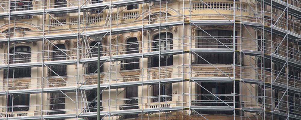 El Gobierno gastará 5.300 millones en ayudas para rehabilitar edificios y viviendas