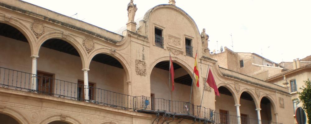 Bases de la convocatoria de concurso-oposición para el ingreso como funcionarios/as de carrera para cubrir dos plazas de Arquitecto Técnico mediante consolidación de empleo temporal  Ayuntamiento de Lorca