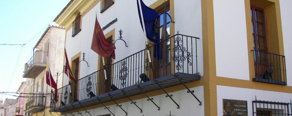 Listado definitivo de admitidos para la provisión de una plaza de Arquitecto Técnico Ayto. Archena