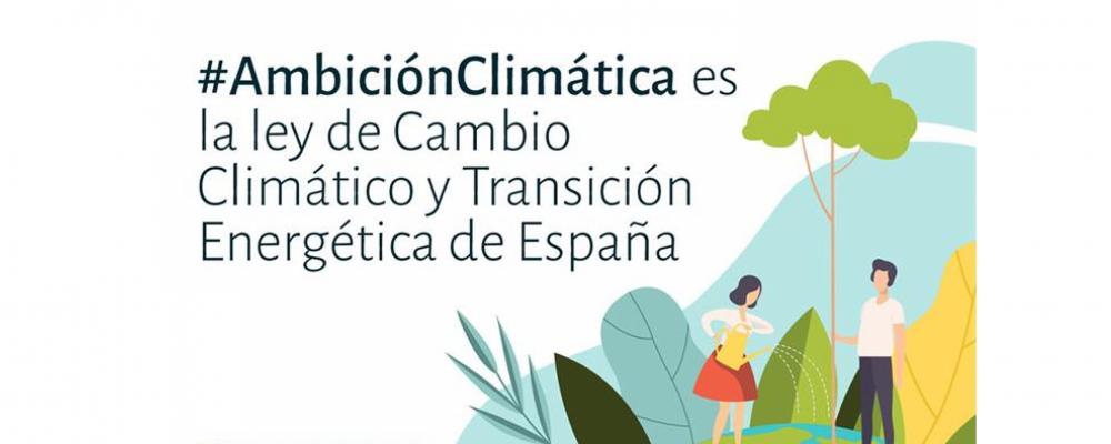 Publicada en el BOE la Ley 7/2021 de cambio climático y transición energética