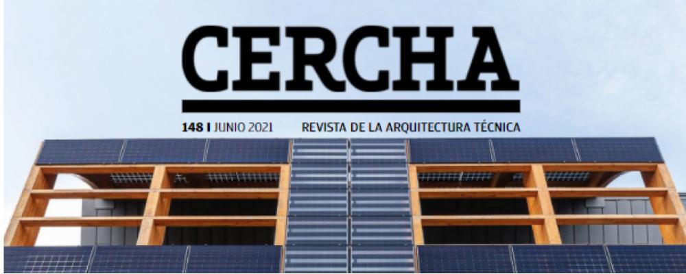 Primer número de la revista Cercha digital