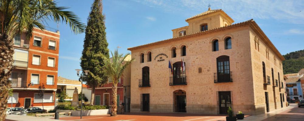 Publicado en el BORM convocatoria y bases de las pruebas selectivas para la provisión de una plaza de Arquitecto Técnico vacante en el Ayuntamiento de Pliego