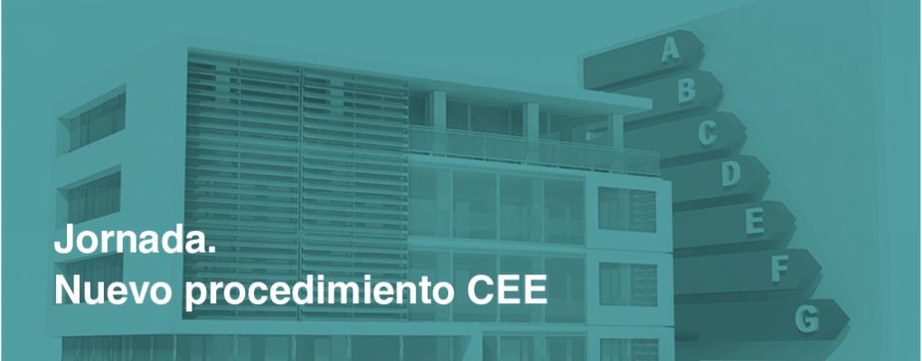 Nuevo procedimiento de Certificación Energética de Edificio (CEE).  4 ª edición.