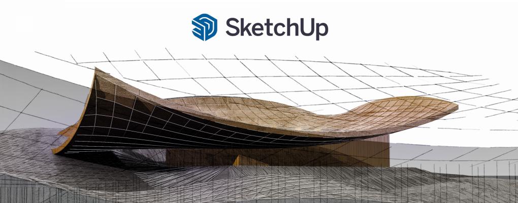 Curso Modelado 3D nivel intermedio con SketchUp Pro.  10ª edición. Ciclo de Infoarquitectura