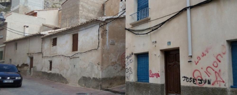 Aprobada la convocatoria de las subvenciones destinadas a la rehabilitación en las áreas de regeneración y renovación urbana y rural de Caravaca de La Cruz, Mula y Pliego. Plan de Vivienda 2018/2021 (ACB 2019) 2.ª convocatoria.