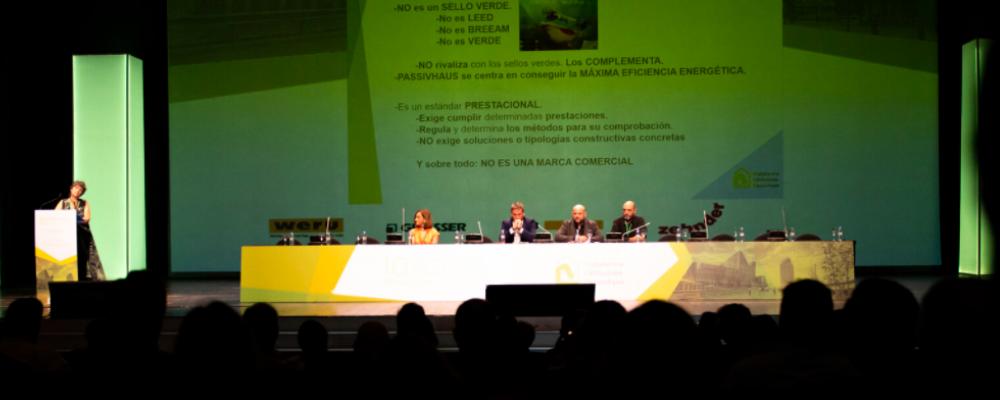 La 13 Conferencia Española Passivhaus se celebra en Murcia