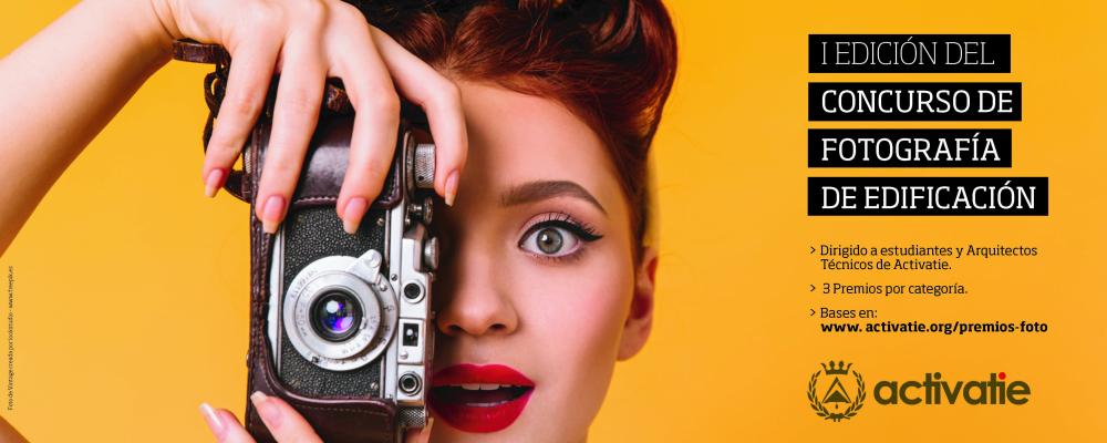 I Edición del concurso de Fotografía de Edificación de Activatie