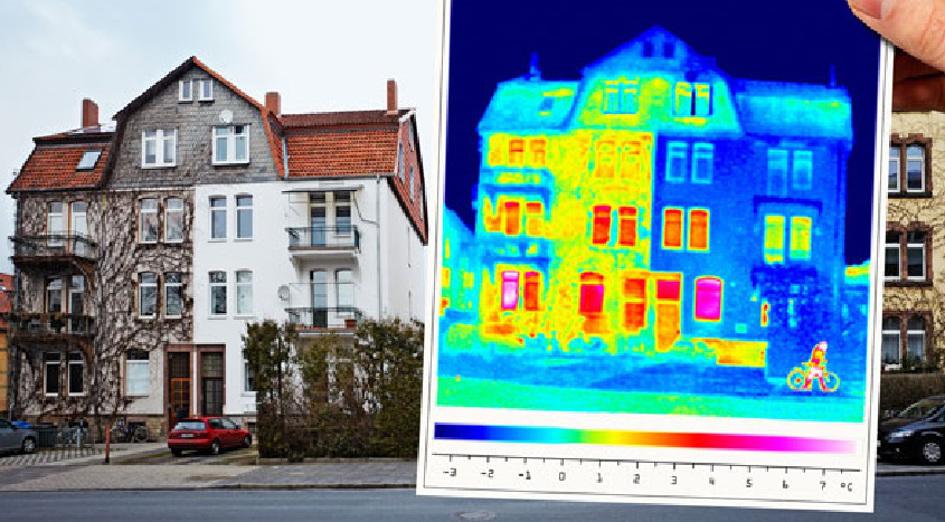 Ahorrar energía aislando la fachada por el exterior