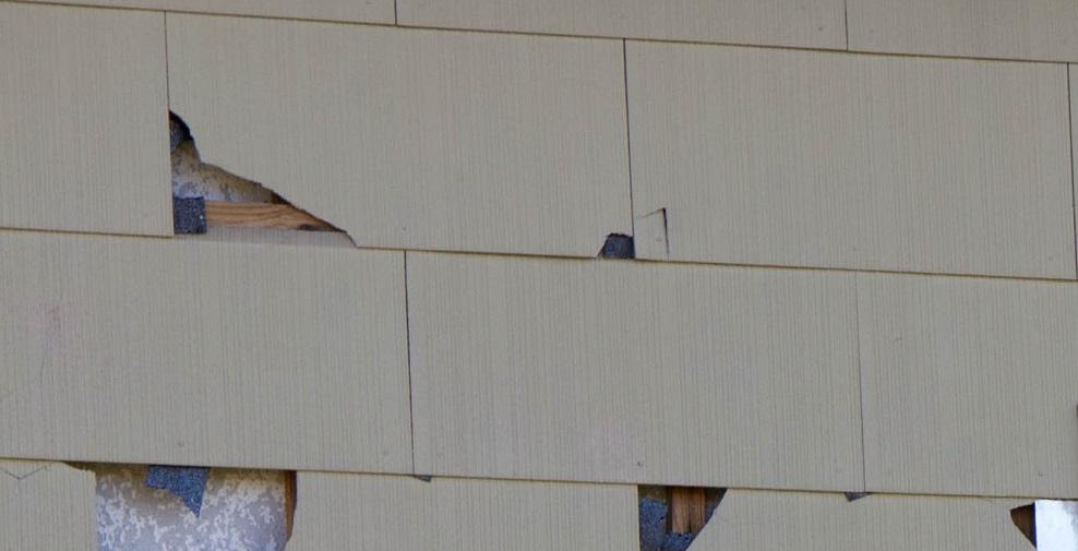 Cómo evitar los desprendimientos en fachada