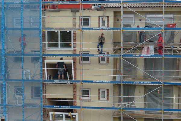 Si mejoras tu edificio, mejoras tu vida!
